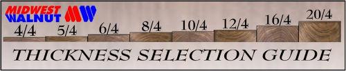 Midwest Walnut Lumber